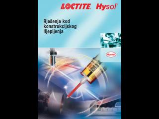 Loctite - Rješenja kod konstrukcijskog lijepljenja