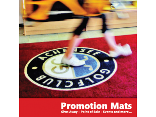 Promotion Mats