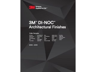 3M DI-NOC™  Architectural Finishes