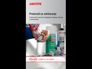 Loctite - Proizvodi za održavanje