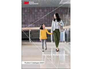 3M Cleaning & Workplace Safety Product Catalogue
