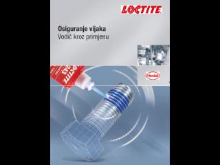 Loctite - Osiguranje vijaka