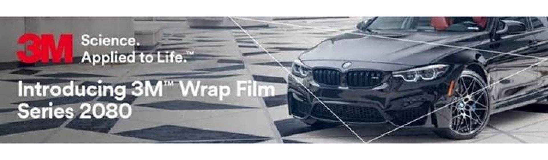 Car Wrap 2080